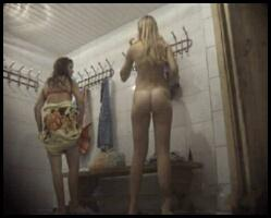 Веб камера в гримерке у женщин
